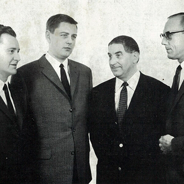 1960 - Vitrohm Management Board